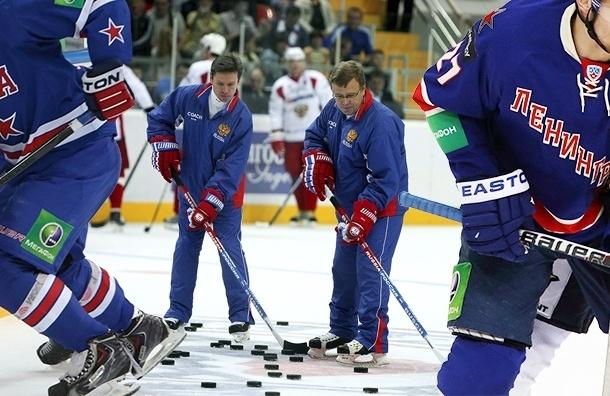Когда СКА выиграет Кубок Гагарина?