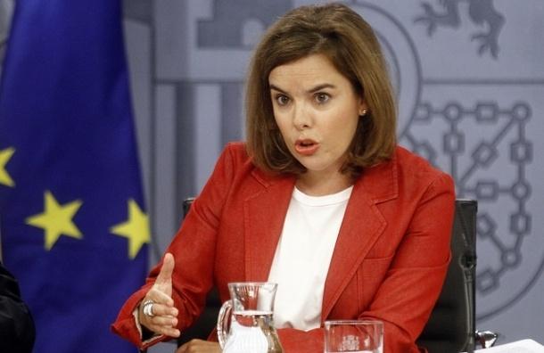 Испания назвала ошибкой референдум о независимости Каталонии