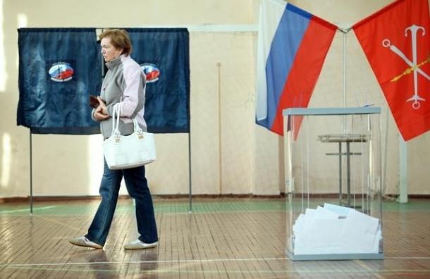 Наблюдатели рассказали о странных особенностях голосования в Петербурге
