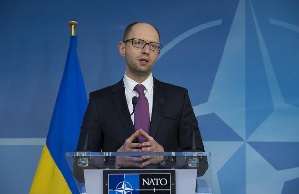Яценюк обвинил РФ в попытках «заморозить» Украину