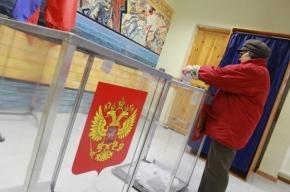 Наблюдатели сообщают о первых вбросах на выборах в Петербурге