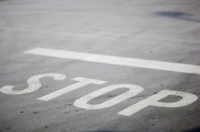 В Ленобласти противники строительства свалки перекрыли дорогу