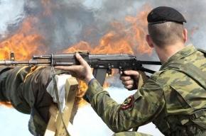 Минобороны нашло солдат, «потерявшихся» на учениях