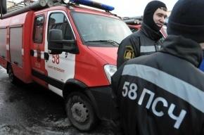 В двух районах Петербурга за полчаса произошли две массовые аварии