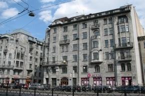 В Петербурге в здании СКР сгорела шахта лифта