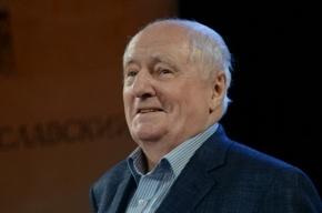 Марк Захаров госпитализирован с переломом шейки бедра