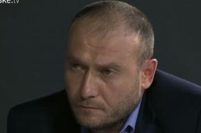 Лидер «Правого сектора» пригрозил Порошенко судьбой Януковича