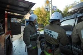 Во Владимире запертая девочка задохнулась в горящей машине