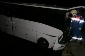 Более 30 детей пострадали в ДТП с автобусом в Ленобласти