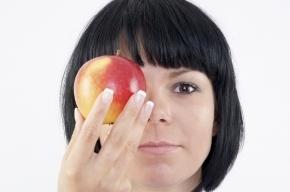 Ученые: Употребление овощей и фруктов делают человека счастливей