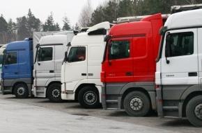 Петербургские дальнобойщики отказываются от работы