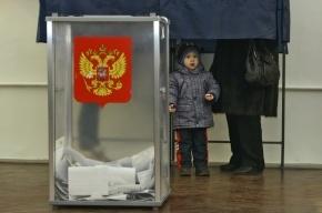 В Петербурге членов УИКов не допускают к работе с бюллетенями