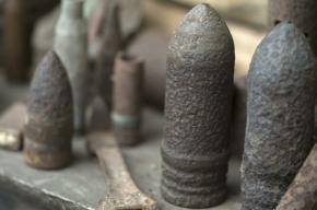 В Ленобласти мужчина погиб от взрыва снаряда времен войны