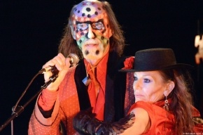 Артур Браун 21 сентября в клубе Jagger