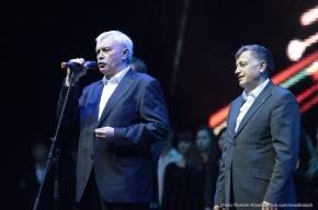 Губернатор Петербурга принял клятву первокурсников