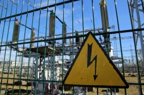 Под Петербургом 155 зданий остались без света