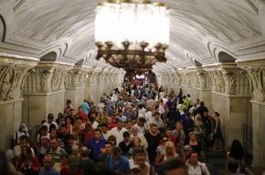 В Москве самоубийца лег на рельсы в свой день рождения