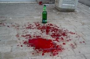 В массовой драке на станции под Петербургом пострадал монтер