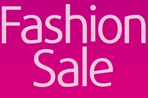 FASHION SALE: ВЫБОР – ЗА ВАМИ!