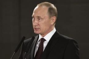Путин назвал санкции против РФ попыткой перечеркнуть принципы ВТО