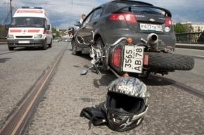 В Петербурге бывшую судью судят за смерть мотоциклистки