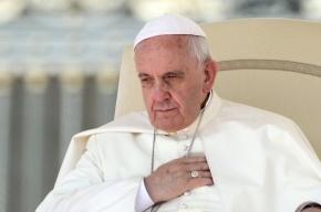 Папа Римский заявил, что Третья мировая война уже началась