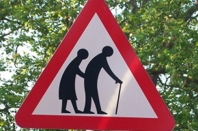 В Парголово женщина на иномарке сбила двух пешеходов на тротуаре