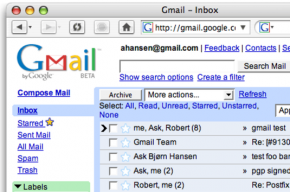 В Сети опубликованы почти 5 млн паролей от почты Gmail