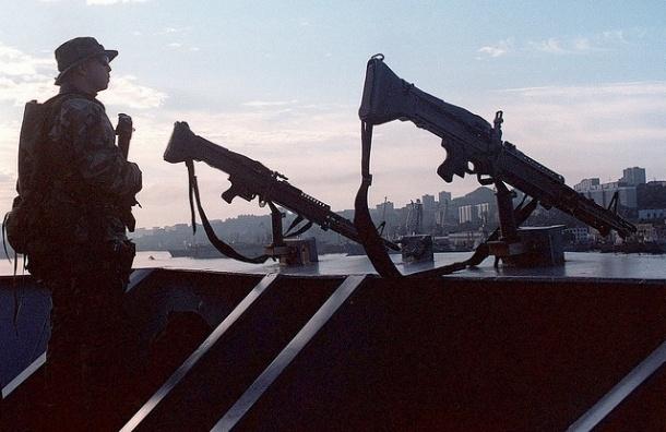 На учениях «Восток–2014» на Сахалине  погибли трое морпехов