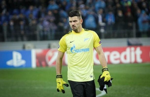 Лодыгин продлил контракт с «Зенитом» на пять лет