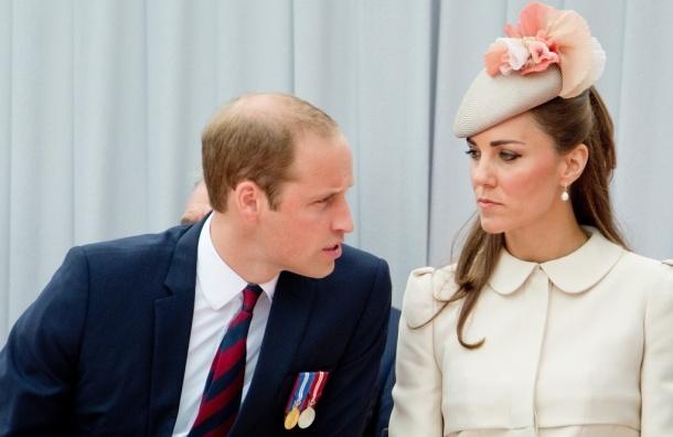 Супруга принца Уильяма ждет второго ребенка