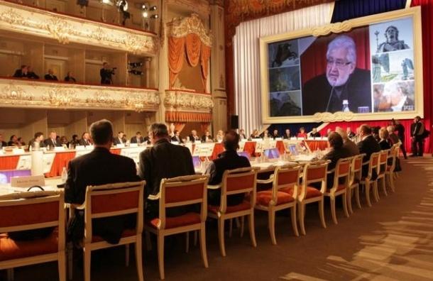 В Петербурге 7 декабря откроется Международный  культурный  форум