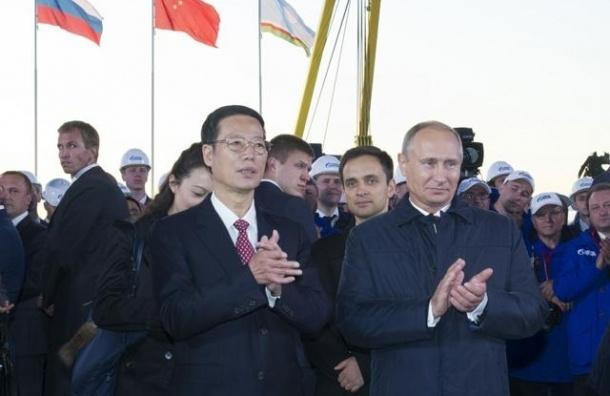Россия и Китай 13 октября планируют заключение газового контракта
