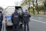 """Акция """"ильюшинцев"""" у Смольного 20-21 октября: Фоторепортаж"""