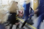 Пандусы в метро: Фоторепортаж