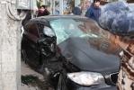 Фоторепортаж: «В Колпино в массовом ДТП пострадали три человека»