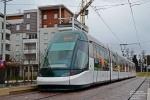 Петербург купит французский трамвай со стопроцентно низким полом: Фоторепортаж