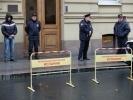 В Петербурге независимость Каталонии поддержали пикетом: Фоторепортаж