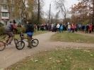 В Выборгском районе состоялась акция против застройки Ярославского проспекта: Фоторепортаж
