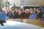 В Шушарах открылся огромный конгресс-центр «Экспофорум»: Фоторепортаж