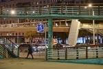 Фоторепортаж: «Купчино протестует против перехода-«креветки»»