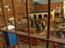 Во дворе Музея обороны Ленинграда откопали старинную пушку: Фоторепортаж