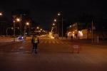 Фоторепортаж: «Дальневосточный проспект перекрывают из-за прорыва трубы»