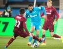 «Зенит» разгромил «Мордовию» со счетом 5:0: Фоторепортаж