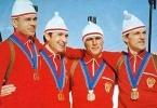 Фоторепортаж: «Скончался олимпийский чемпион по биатлону Ринат Сафин»
