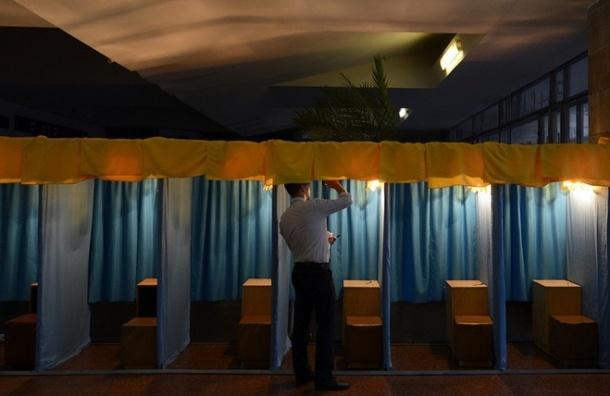 На выборах в Раду лидирует «Народный фронт» Яценюка