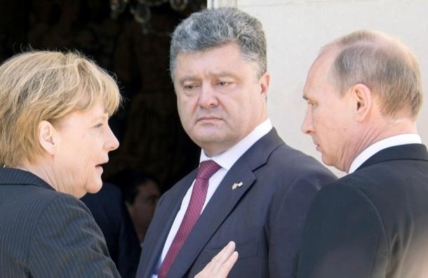 Путин встретится с Порошенко на саммите ASEM в Милане