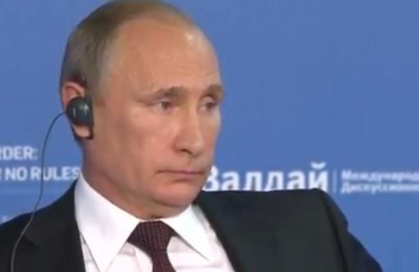 Путин раскрыл обстоятельства побега Януковича в Россию