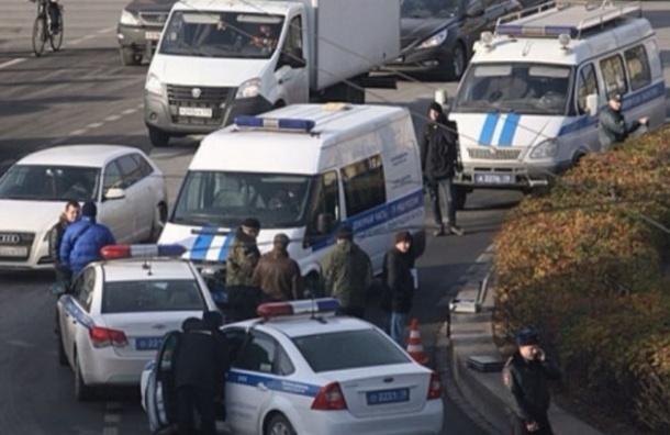СКР: Напавший на инспекторов водитель находился под действием наркотиков