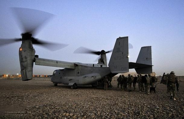Великобритания и США официально завершили войну в Афганистане